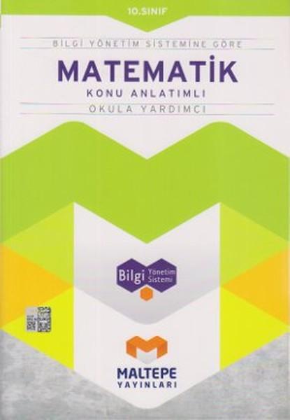 10. Sınıf Matematik Konu Anlatımlı - Okula Yardımcı kitabı
