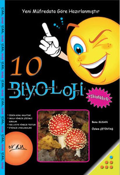 10. Sınıf Biyoloji kitabı