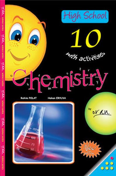 10. Sınıf Chemistry kitabı