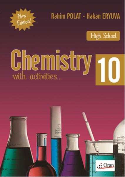 10 Sınıf Chemisrty kitabı