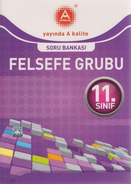 11. Sınıf Felsefe Grubu Soru Bankası kitabı