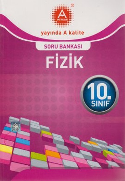 10. Sınıf Fizik Soru Bankası kitabı