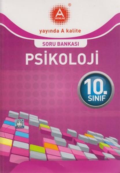 10. Sınıf Psikoloji Soru Bankası kitabı