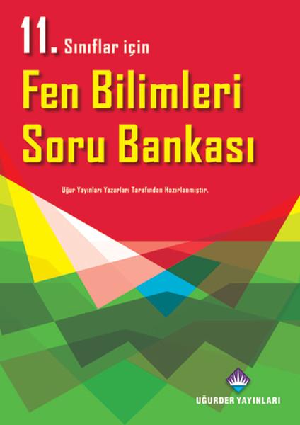 11. Sınıf Fen Bilimleri Soru Bankası kitabı