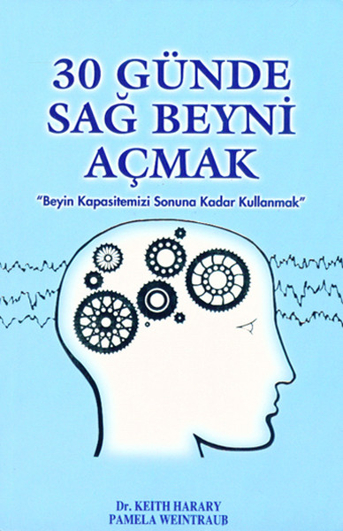 30 Günde Sağ Beyni Açmak kitabı